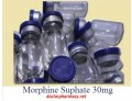 1 Vial of Generic Morphine Sulphate 30mg2ml Injection