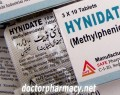 100 Strips (1000 Tablets) of Hynidate (Methylphenidate HCL) 10mg