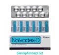 50 Strips (500 Tablets) of Nolvadex-D (Tamoxifen) 20mg