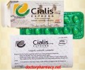 1 Strip (12 Tablets) of Cialis Express (Tadalifil) 20mg