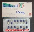 I Strip of Reductil (Sibutramine Hydrochloride Monohydrate) 15mg Capsule