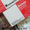 1 Strip (10 Tablets) of Zonor (Buprenorphine HCL) 0.2mg